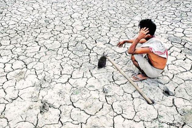 Drought Hit Farmers