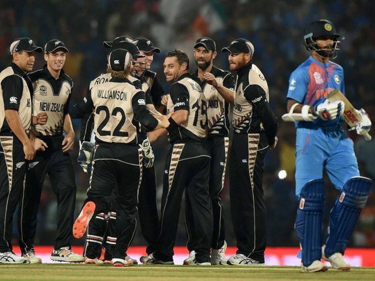 WT20 - Indian Batsmen failed miserably against NZ spin.