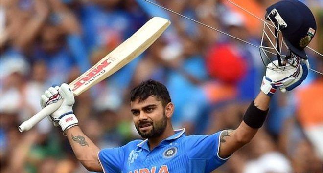 Top 4 Players between India vs. Australia WT20 match at Mohali - Virat Kohli