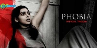 Radhika Apte's Film Phobia Trailer Launched