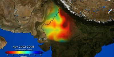 NASA Revealed The Secret Of Vanishing Water InNorthern India