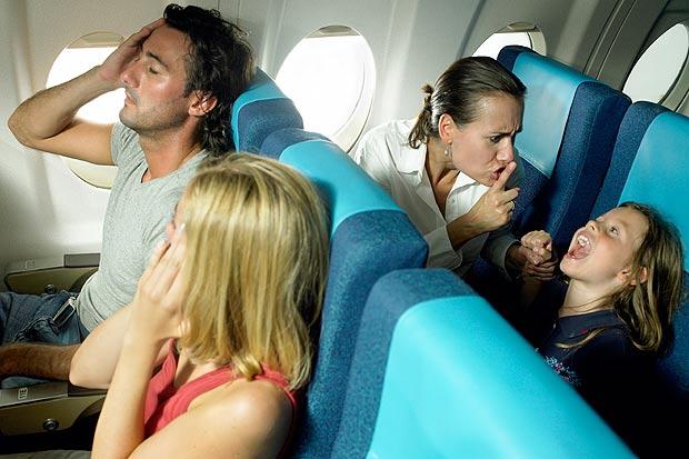 hate flying