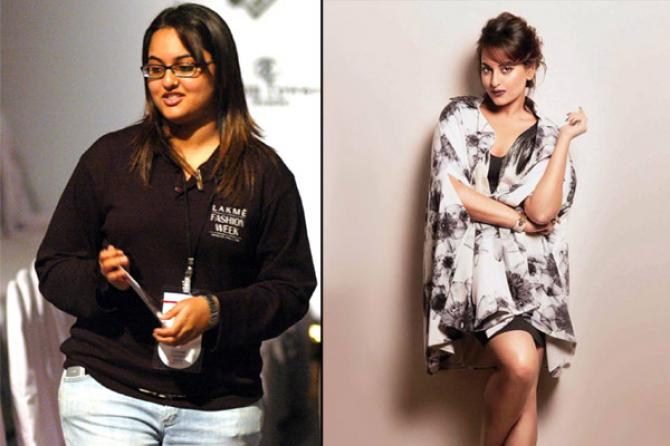 body shaming - Sonakshi