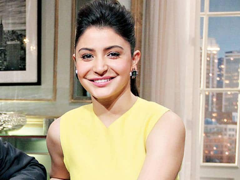 Here's What Anushka Sharma Says On Her Lip Job
