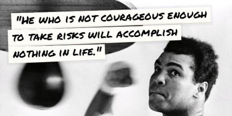 Heartfelt Tribute to Muhammad Ali, We Don't Know
