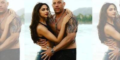 Watch Sexy Pics of Vin Diesel & Deepika Padukone