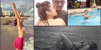 Balika Badhu Actress Neha Marda Rocks in Bikini