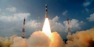 ISRO Creates History by Launching 20 Satellites