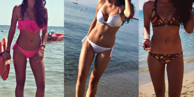 Ex-Bigg Boss Contestant Natasa Stankovic in Hot Bikini