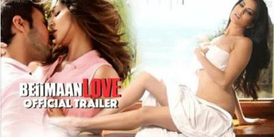 Sunny Leone Goes Bold in Beiimaan Love, Watch It