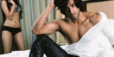 Ranveer Singh Talks On Virginity, See His Condom Ad