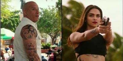 Vin Diesel & Deepika Padukone Launch xXx Film Trailer
