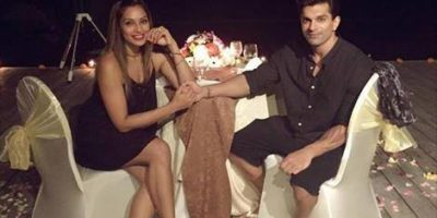 Karan Singh Grover and Bipasha Basu Honeymoon Pics