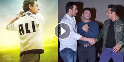 Nawazuddin Siddiqui Starrer Freaky Ali Trailer Launch