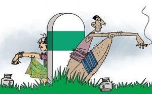 Pathetic Sanitary Situation on Indian Highways