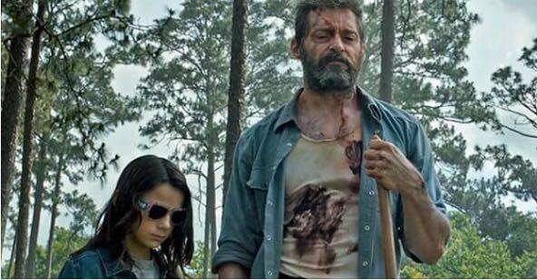 Logan Trailer - A Drak, Grim Fantasy, A Last Fight For Survival