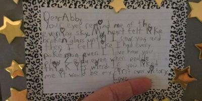 5th Grader's Love Letter Redefines Romance
