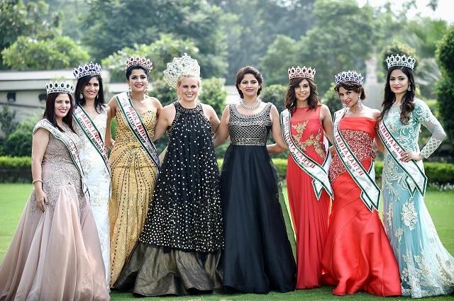 MRS INDIA EARTH 2016