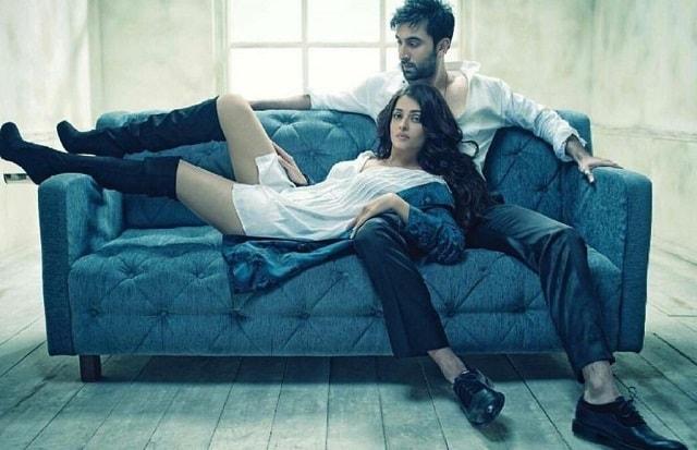 Aishwarya Roy Hot Photoshoot With Ranbir Kapoor!!