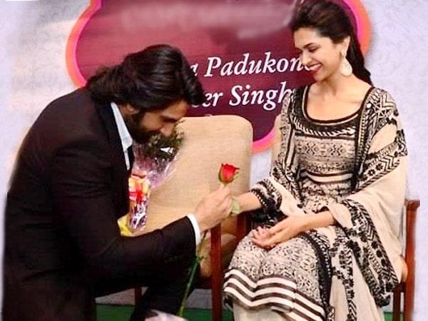 Deepika Padukone Has a Soft Corner for Ranveer Singh