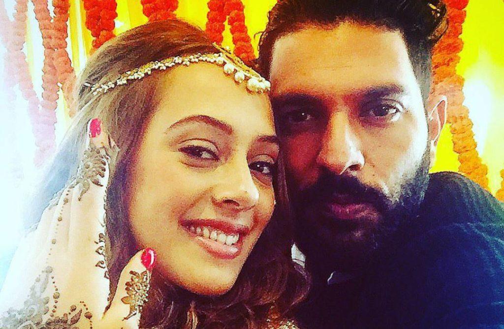 Cute Pre-wedding Pics of Yuvraj Singh & Hazel will Make Your Day!