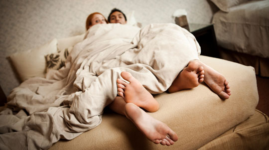 Extramarital Affair of My Husband Doesn't Affect Me!