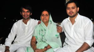 Rabri Devi looking for her 'sanskaari bahu'