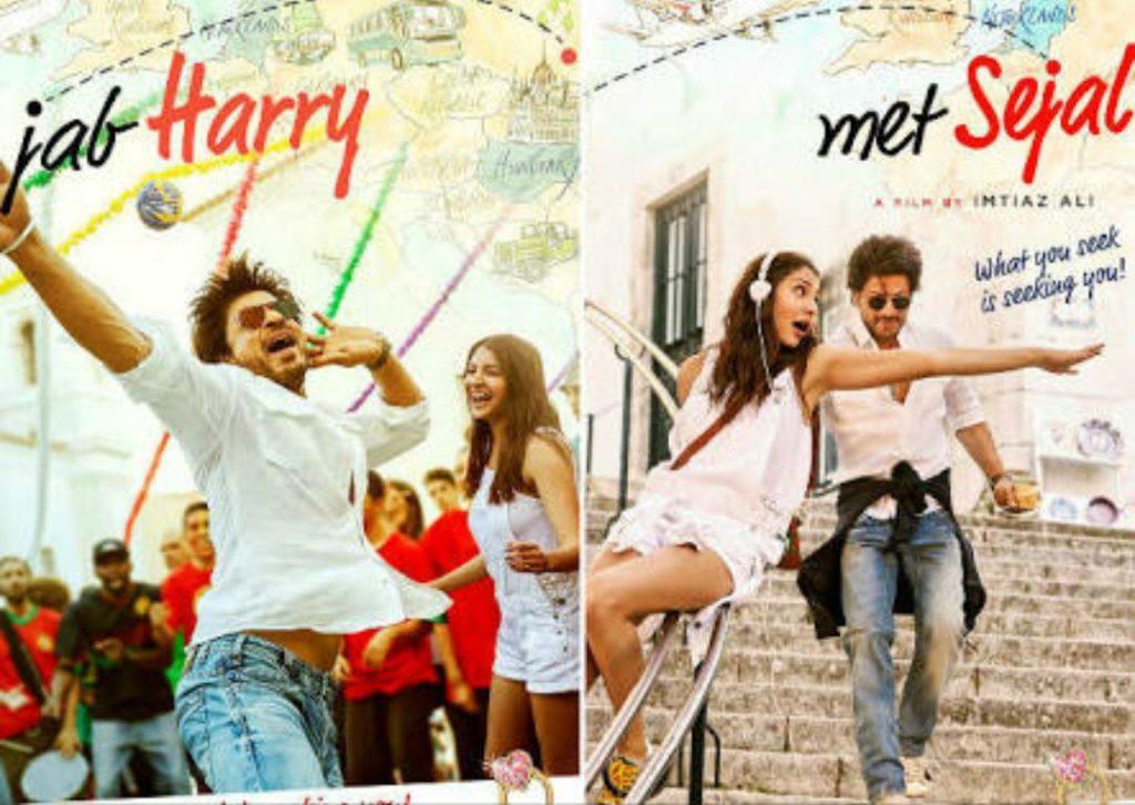 Jab Harry Met Sejal : watch picturesque journey of Shah Rukh Khan & Anushka Sharma