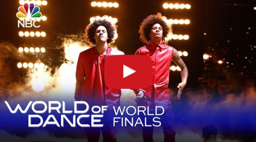Les Twins win NBC's World of Dance season 1