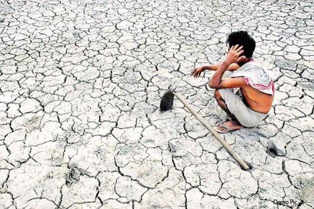 Drought Hit Farmers