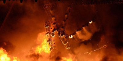 Mumbai Make in India Fire