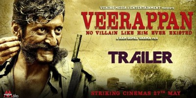 Veerappan Official Hindi Trailer Launch