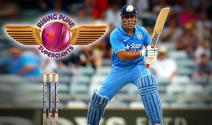 Can MS Dhoni Repeat his CSK success with Rising Pune Supergiants?