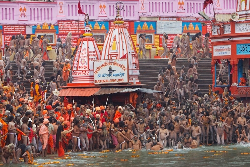 The Majestic Ujjain Kumbh Mela