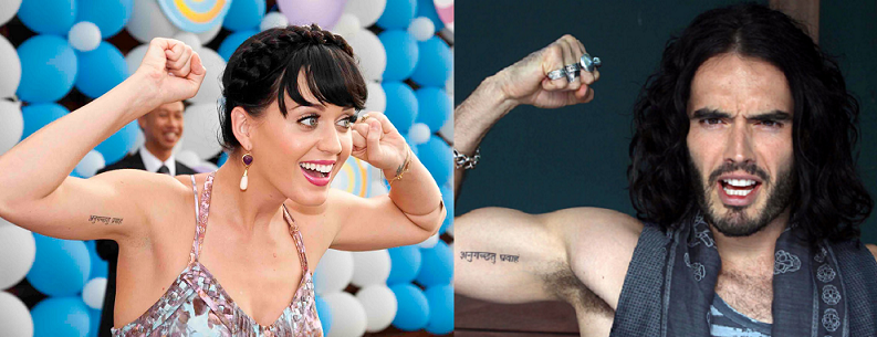 10 Famous Hollywood Celebrities With Indian Tattoos
