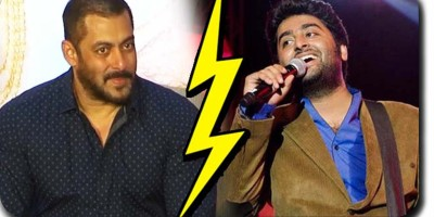 Is Salman Khan Really Angry With Arijit Singh?