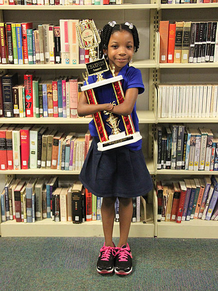 Little Anaya Stuns The World By Winning A Coveted Award