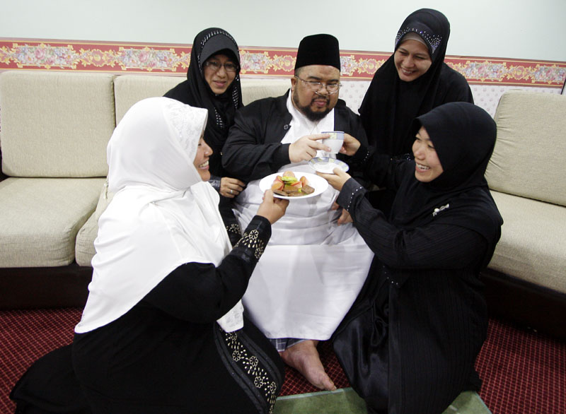 Multiple Marriages In Muslims