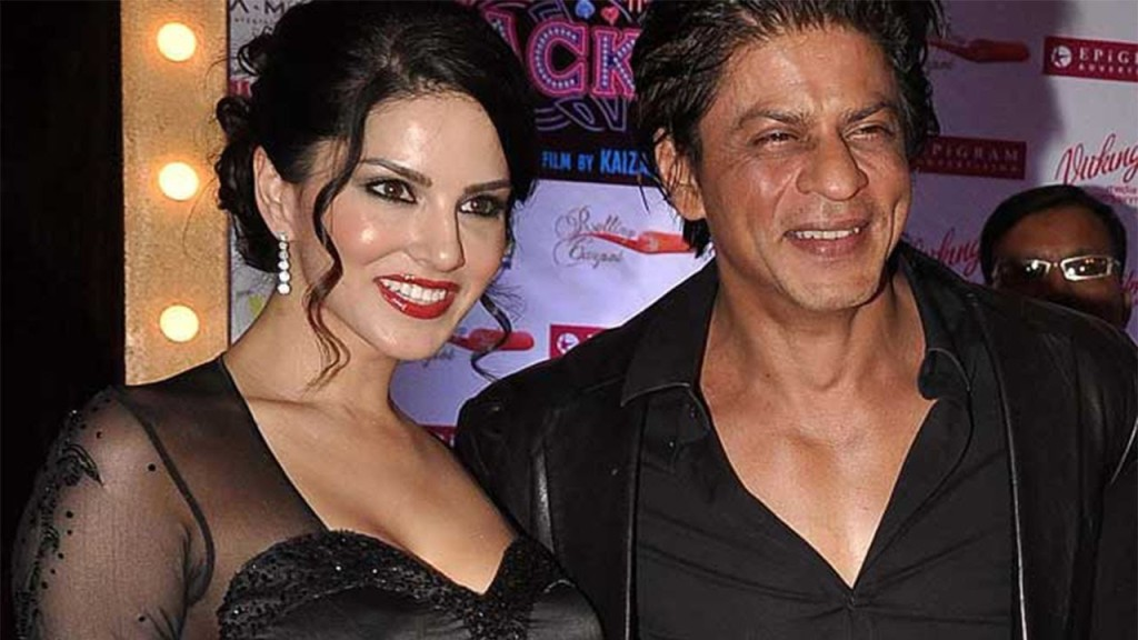 Sunny Leone Reveals It All Here !