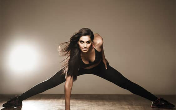 Bollywood Actresses Post Pics in Hot Yoga Poses