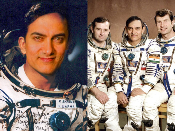 Aamir Khan to Turn Astronaut & Explore Space!