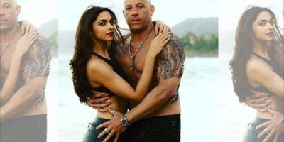 Watch Sexy Pics of Vin Diesel & Deepika Padukone