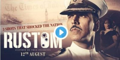 Akshay Kumar Unveils Rustom Trailer,Watch It Now, Rustom Movie Review