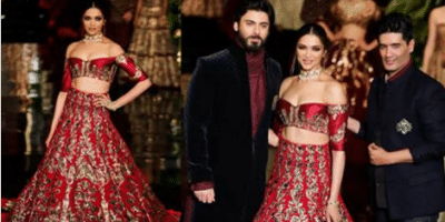 Fawad Khan Wishes To Act With Deepika Padukone, See Pics