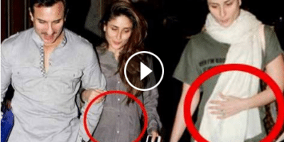 It's Official, Kareena Kapoor Khan is Pregnant !