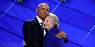Obama and Hillary Trending on Interent is Most Crazy Thing