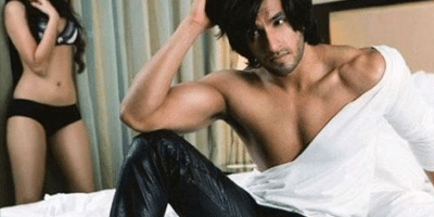 Ranveer Singh Talks On Virginity, See His Condom Ad