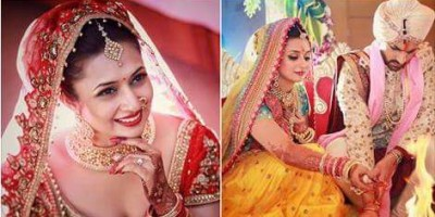 Divyanka Tripathi Vivek Dahiya Marry in Bhopal