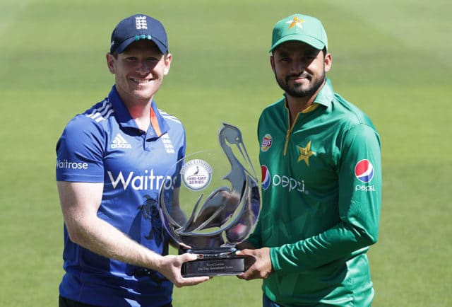 In Depth Records & Stats; England Beat Pakistan at 3rd ODI in Nottingham