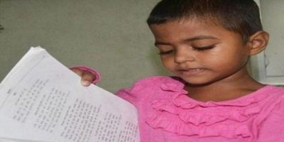 4 Year Old Ananya Verma Gets Direct Admission into 9th Standard